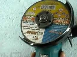 <b>Угловая шлифовальная машина Makita</b> GA 5030 - YouTube
