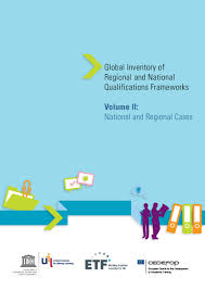 uil unesco institute for lifelong learning global inventory of regional and national qualifications frameworks volume ii national and regional cases