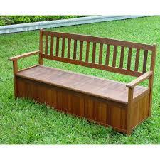 outdoor patio storage bench diy garden storage bench seat feb amazing wood plans