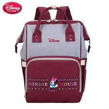 Online Shop <b>Disney Mummy Diaper Bag</b> Maternity Nappy Nursing ...