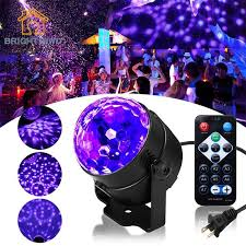 3W UV LED Stage Lights <b>Strobe Light</b> for House Party KTV Club ...