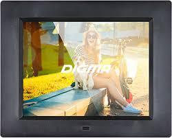 <b>Цифровая фоторамка Digma 8</b>'' PF-833 купить в интернет ...