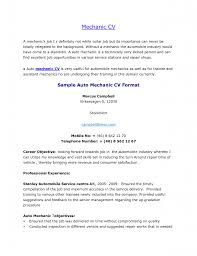 automotive mechanic resume beautician cosmetologist resum mechanic resume objective examples