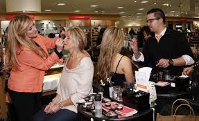 Image result for department store cosmetics