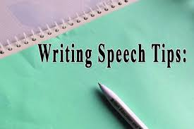 anchoring script in english for result day learn esl top tips to write a good speech or presentation