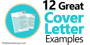 12 great cover letter examples for 2017 great covering letters