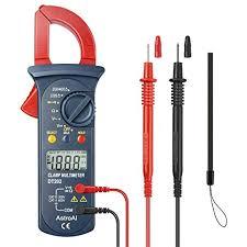 AstroAI <b>Digital Clamp Meter</b>, Multimeter Volt Meter with Auto ...