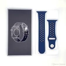 <b>10Pcs Lot</b> Simple Watch Boxes for <b>Apple</b> Watch Band 38mm 42mm