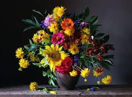 ᐈ Букеты цветов в вазах фото, фотографии <b>букет в вазе</b> ...