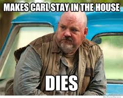 Best Of The Walking Dead Memes | WeKnowMemes via Relatably.com