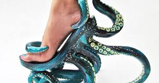 Bilderesultat for crazy high heels shoes
