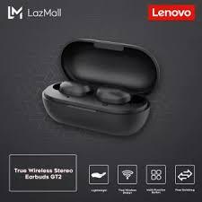 <b>Lenovo GT2 TWS</b> Mini Bluetooth 5.0 Earbuds True Wireless Stereo ...