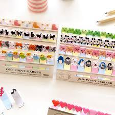 <b>1Piece</b> Cute Book Marks Kawaii Cat Paper Magnetic <b>Bookmarks</b> ...