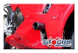 Shogun Frame Sliders <b>Honda CBR600RR</b> 2013-2019 | 10 ...