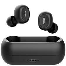 <b>QCY</b> QS1 <b>T1C True</b> Wireless5.0 Bluetooth Earbuds with Dual ...