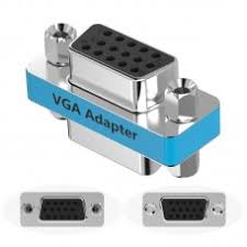 Адаптер-<b>переходник Vention VGA</b> 15F/15F