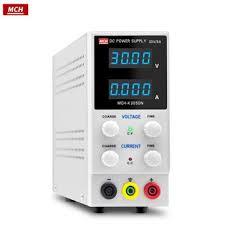 <b>MCH</b>-K305DN New Design 4-digit Display 0-30V 0-5A Adjustable ...