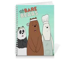 Чехлы для телефона The Bare Bears , кружки The Bare Bears на ...