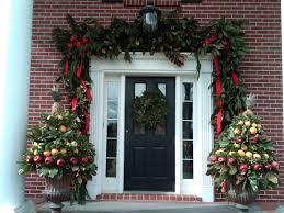 double front door decorations
