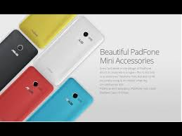 Asus PadFone mini Smartphone-Tablet Hybrid - YouTube