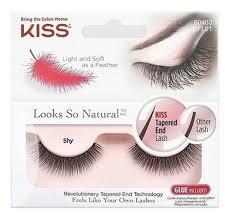 Купить <b>накладные ресницы Looks So</b> Natural Eyelashes Kiss ...