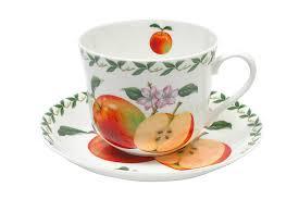 <b>Чайная пара</b> 480 мл Яблоко, <b>Maxwell &</b> Williams Фруктовый сад ...