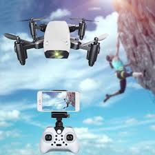 S9HW <b>Mini RC Drone</b> With Camera HD 0.3MP Foldable RC ...