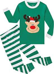 Girls Christmas Pajamas Children PJs Gift Set Kids ... - Amazon.com