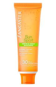 <b>Солнцезащитный гель для лица</b> SPF 30 LANCASTER для женщин