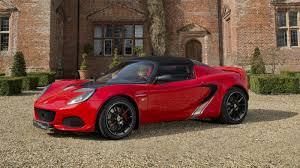 Компания Lotus представила самый лёгкий спорткар Elise - Sprint