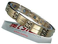 <b>Магнитный браслет</b> Золотой Джин, цена 792 грн., купить в Киеве ...