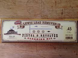 lewis lead remover caliber
