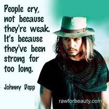 Quotes & Words to live by on Pinterest | Johnny Depp, Drew ... via Relatably.com