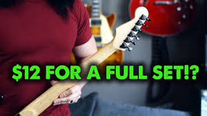 Are These Cheap Ebay <b>Locking</b> Tuners Any Good?? Review / Tutorial