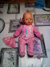 Обзор от покупателя на <b>Кукла Zapf Creation</b> my <b>little</b> BABY born ...