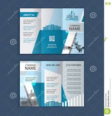 brochure template design concept of architecture vector concept of architecture design photo frame trifold brochure template for real estate company