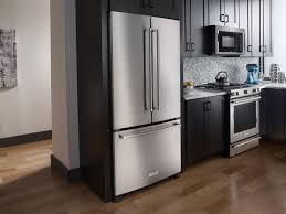 Kitchen Aid Appliances Reviews Kitchenaid 30 Inch French Door Refrigerator Reviews Best
