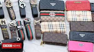 What's wrong with buying <b>fake luxury</b> goods? - BBC News