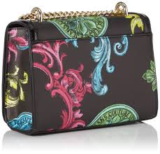 <b>VERSACE JEANS COUTURE Women's</b> Borsa Cros- Buy Online in ...