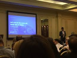 digital pharma advances conference recap nitro digital and of course the presentation from our own commercial director andy stafford let s not do the same old same old in digital touched on these very
