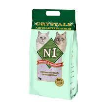 Купить <b>N1</b> Силикагелевый <b>наполнитель</b> для кошачьих туалетов ...