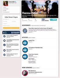 creating your online résumé   merit