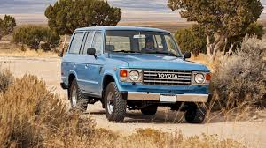 Cruise Controlling: We Drive Five Classic <b>Toyota Land Cruisers</b>