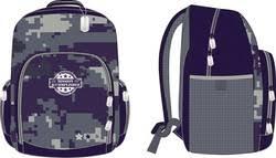 Рюкзак школьный для мальчика <b>Proff Military</b> 39*28*16см ...
