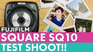 <b>Fujifilm</b> Instax <b>Square</b> SQ10 First Shots - YouTube