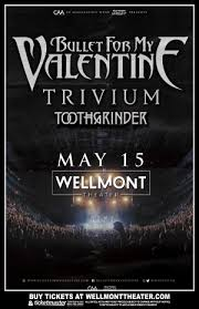 <b>Bullet for My Valentine</b> - - The Wellmont Theater