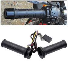 1 pair motorcycle hand guards motocross dirtbike handguards handlebar with led light for 22mm handlebars care