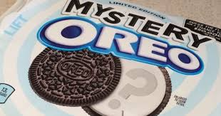 Mystery Oreos guess the flavor