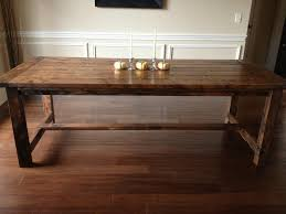 dining table woodworkers: dining table plans diywoodtableplans dining room table building plans
