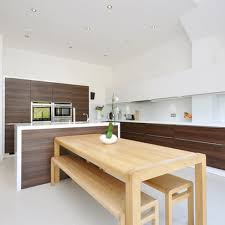 kitchen bench tables